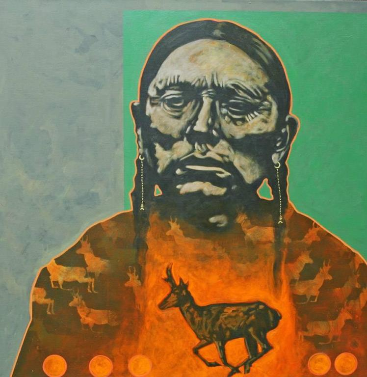 """Antelope Chief"""