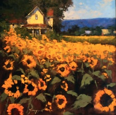 """Sunflower Morning"""