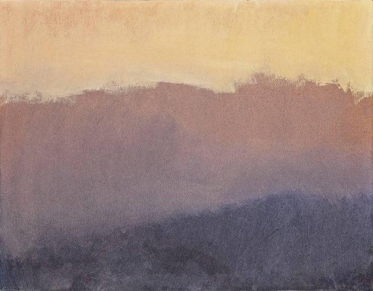 Gail Morris Landscape Painting - Canyon Light