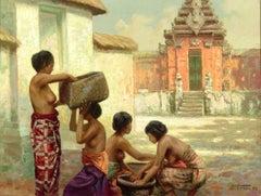 Bali by A. E. Herrmann