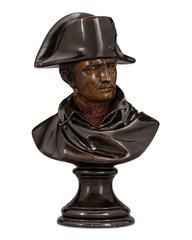 Bronze Bust of Napoléon as General