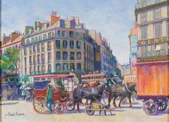 Le Carrefour - Paris (Crossroad - Paris)