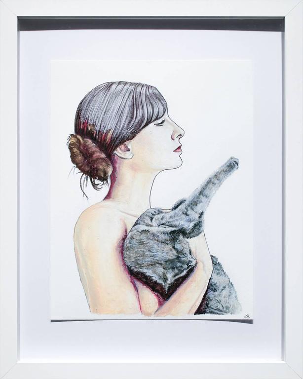 Lauren Rinaldi Portrait - Smitten