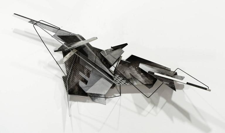 Unknown Abstract Sculpture - Last