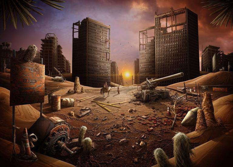 Nick Pedersen - The Legendary City 1