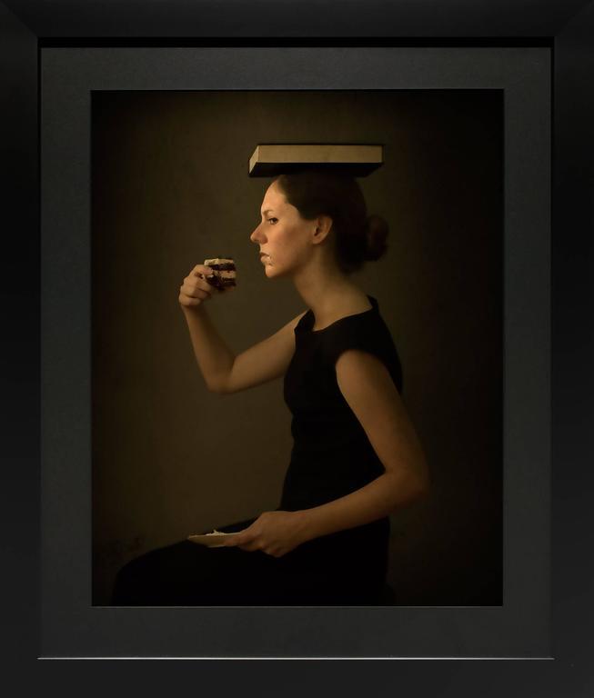 Andrew Pinkham Color Photograph - Proper