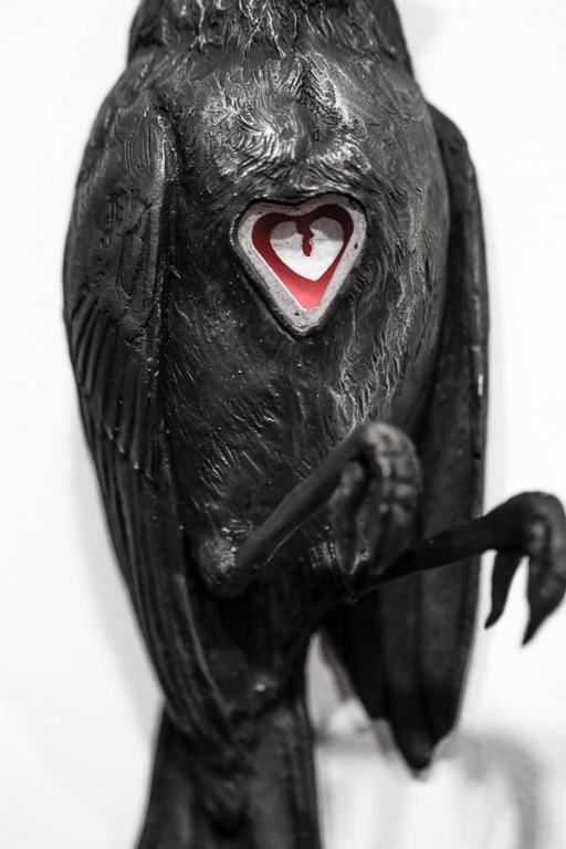Do not resuscitate - Sculpture by Darla Jackson