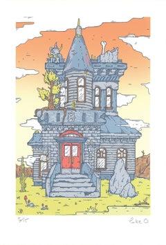 Red Lodge - unframed