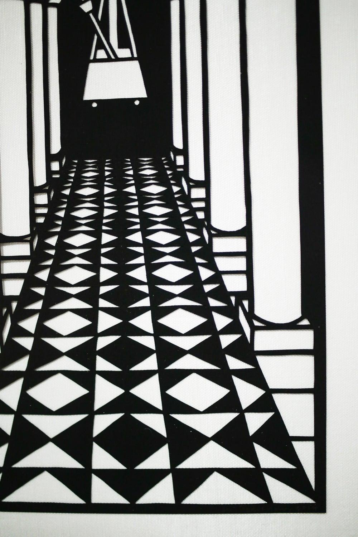 Metronome - Contemporary Mixed Media Art by Joe Boruchow