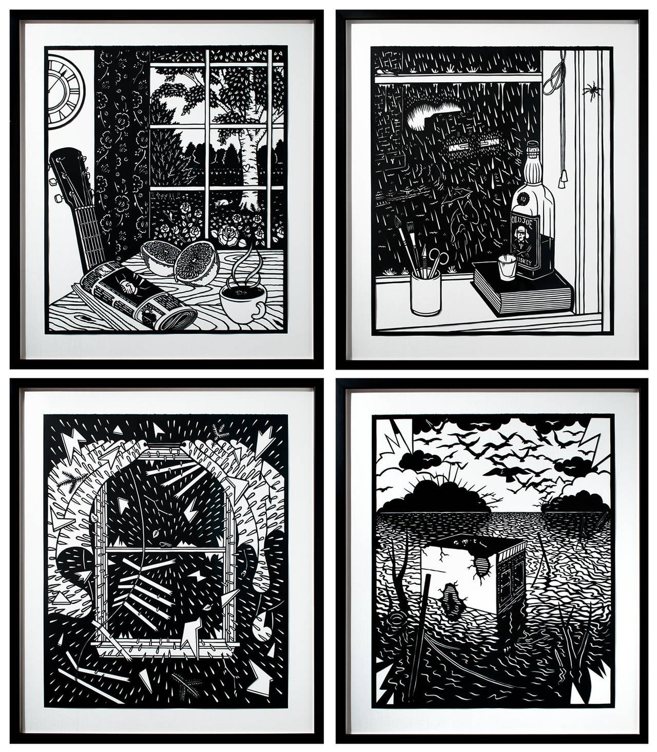 Vanitas: The Deluge - Full Series of Four