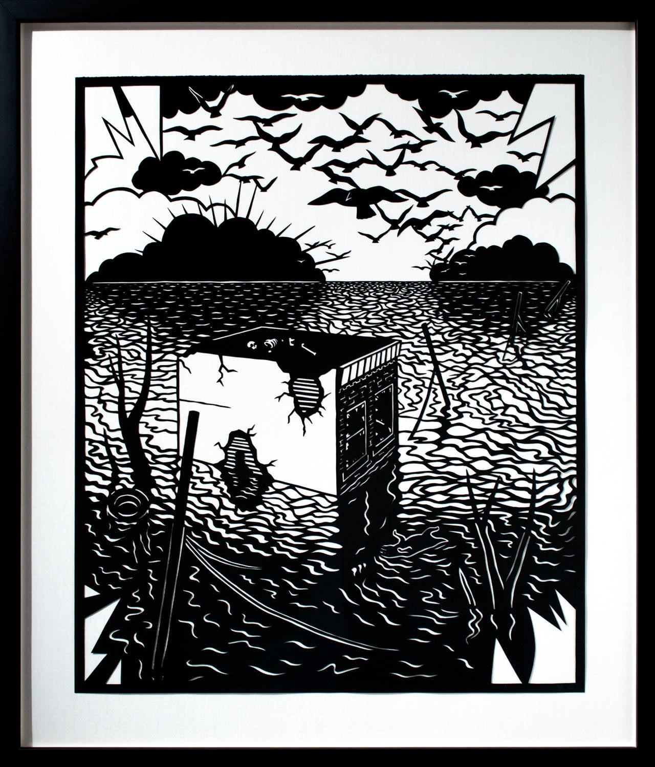 Vanitas: The Deluge - Full Series of Four For Sale 2