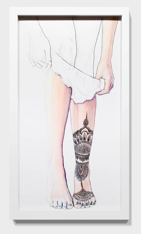 Veneer - Art by Lauren Rinaldi