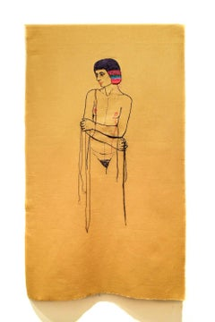 Untitled (Lady Mustard)