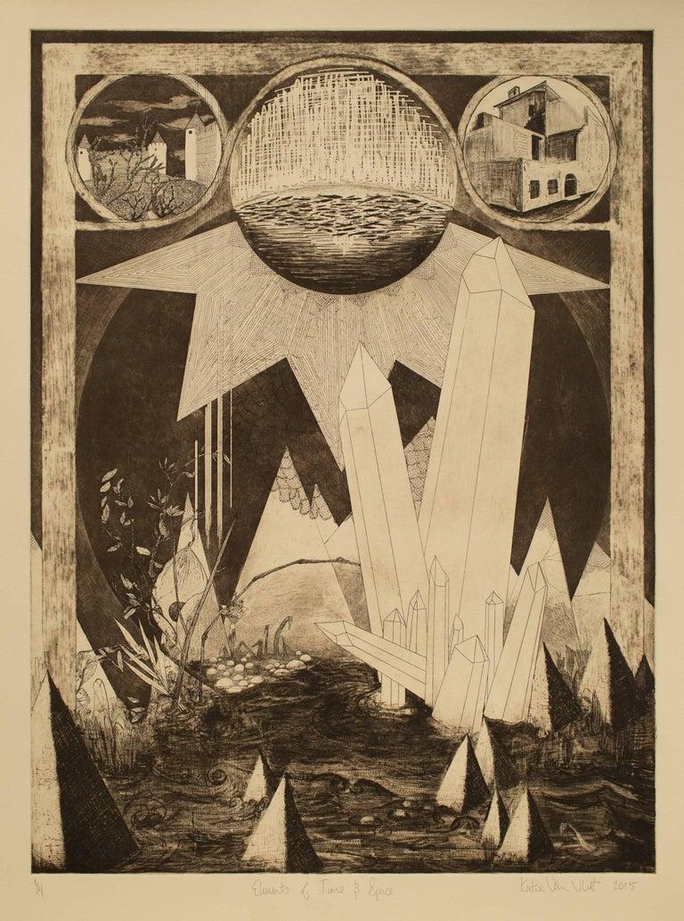 Katie VanVliet Print - Elements of Time & Space