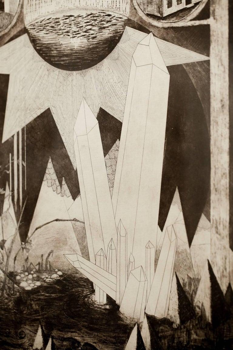 Elements of Time & Space - Print by Katie VanVliet
