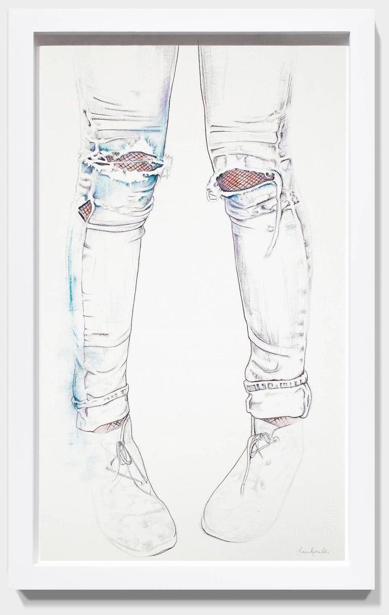 Faded - Art by Lauren Rinaldi