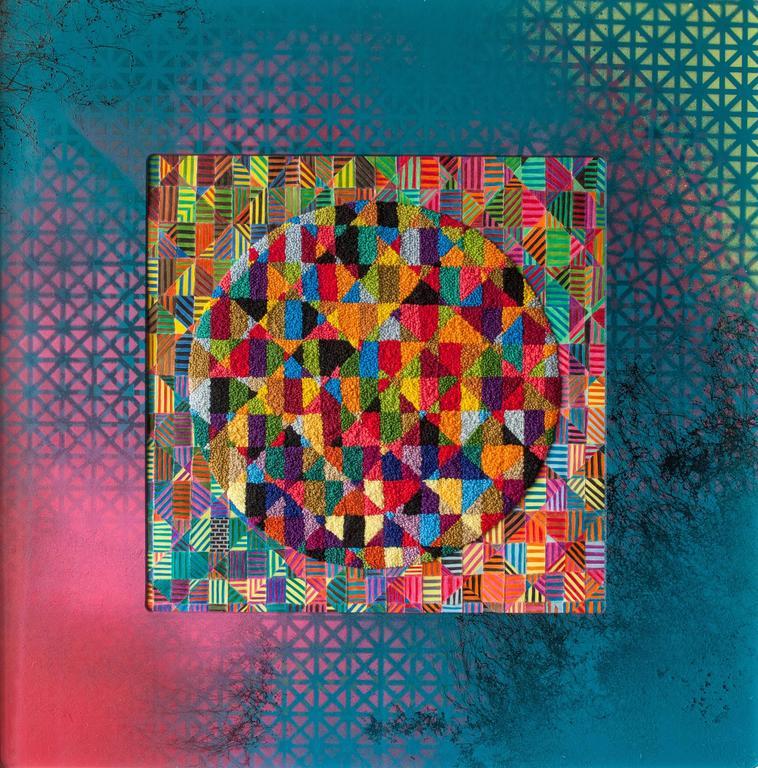 La Ultima - Mixed Media Art by Kelly Kozma