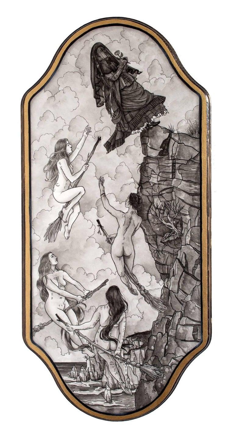 Robert Kraiza Nude - Fall to Grace