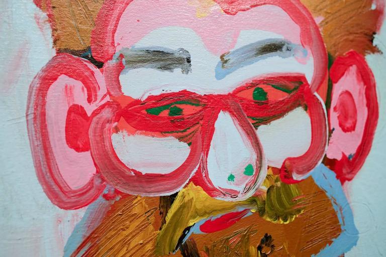 Untitled Self-Portrait III 4