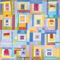 Interlude.  Contemporary Quilt