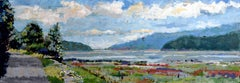 Taith Mawddach: Contemporary British Landscape Oil Painting