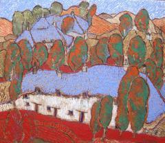 Sax Berlin Landscape Paintings