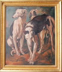 Three Greyhounds, J Snyders 1650