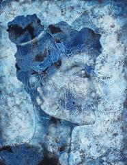 Lady In Blue No.2