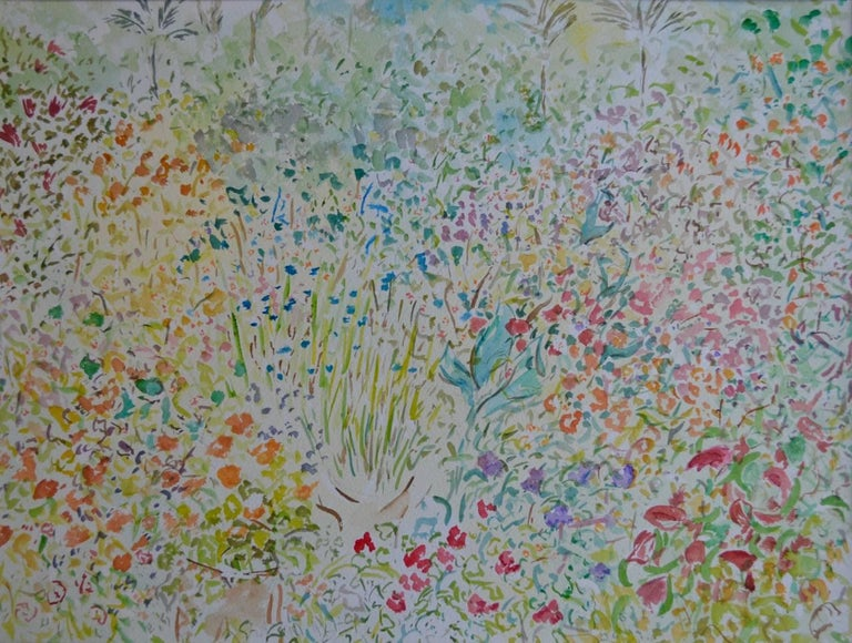 Phillip Alder Landscape Art - Monnar Garden, India December