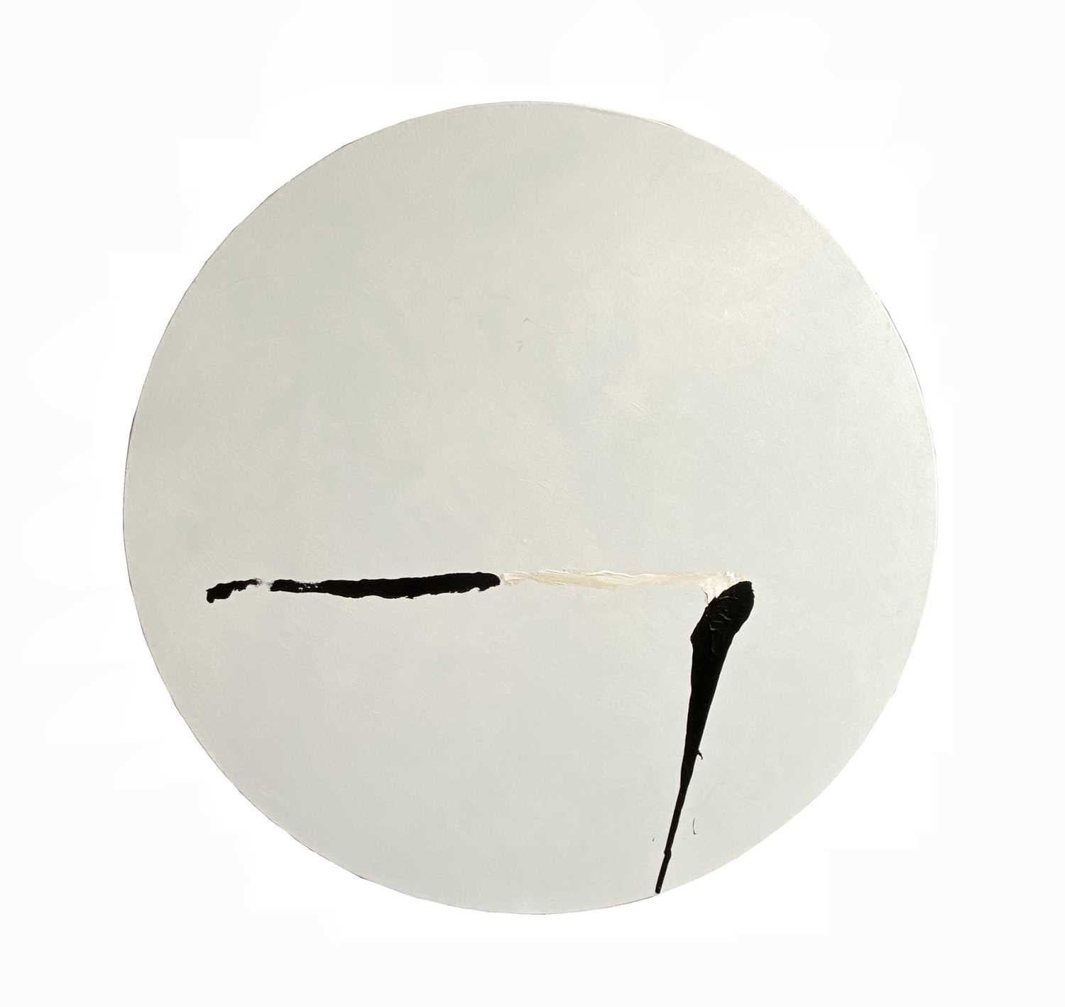 A Simple Dance.  Contemporary Abstract Painting