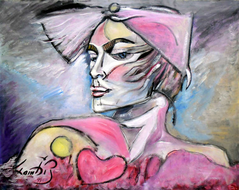Kambiz Sharifpour Madonna Secret Climax Collection No2