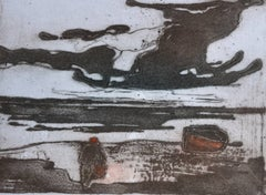 Gathering Storm:Contemporary Limited Edition Etching