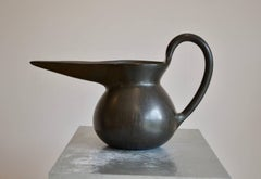 1950s Bucchero Vase by Gio Ponti