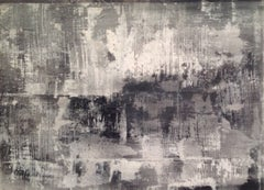 Air Filter II: Mixed Media Contemporary Painting by Peter Rossiter