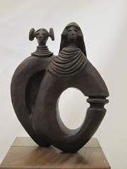 Kachina Man and Woman
