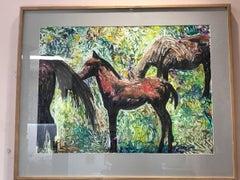 Little Horse Colt, monotype