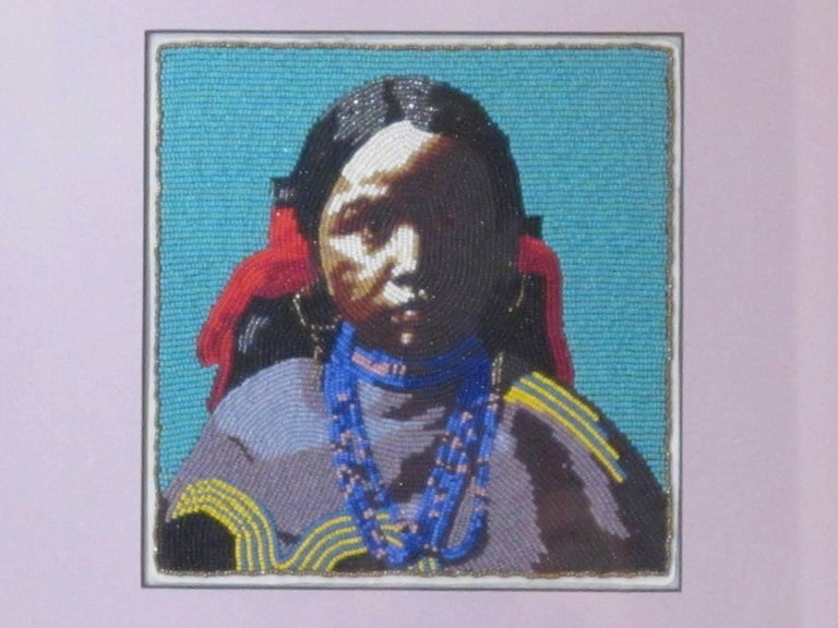 Amerman's work is in such public collections as the George Gustav Heye Center, the National Museum of the American Indian, the American Museum of Natural History, the Heard Museum, the Portland Art Museum, the Sequoyah National Research Center in