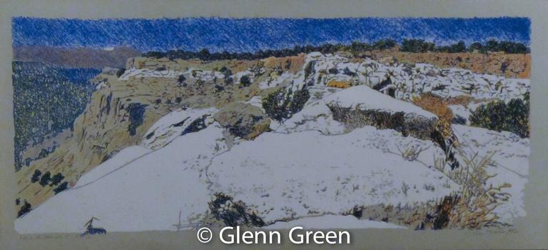 Los Alamos Cliffs