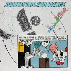 Abundance Pop Art Mixed Media