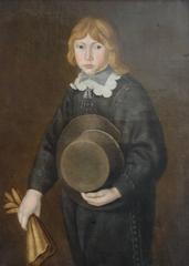 Portrait of Yang Boy
