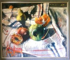 Still Life with Fruits on the Table