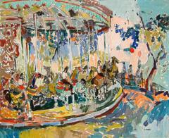 Jehudith Sobel - Carousel