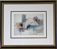 Nude Woman Resting