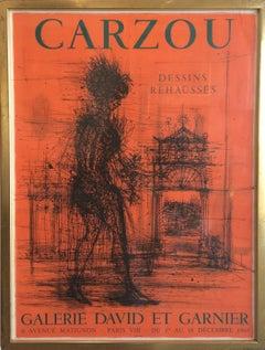 Exhibition Poster Galerie David Et Garnier