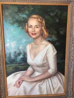 Dina Merrill Portrait