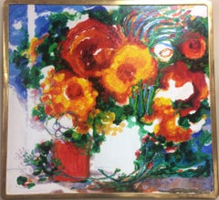 Still Life Abstract Composition