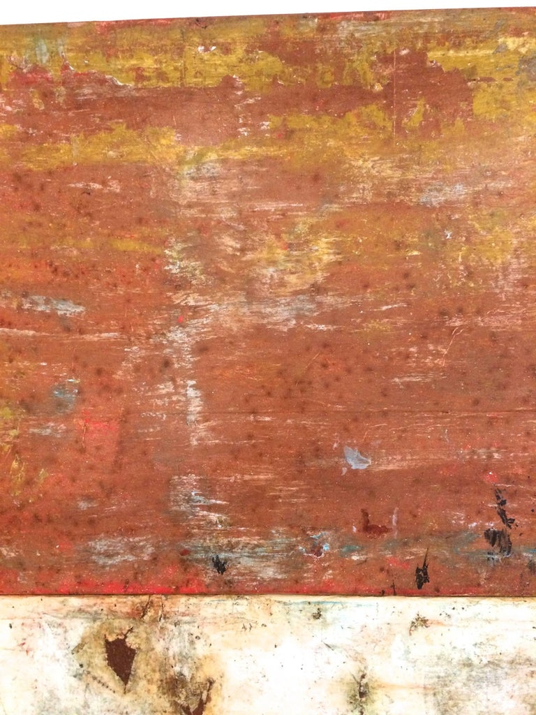 Scavi XLI Triptych Abstract For Sale 3