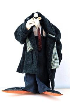 Businessman IV Handmade Doll 1996
