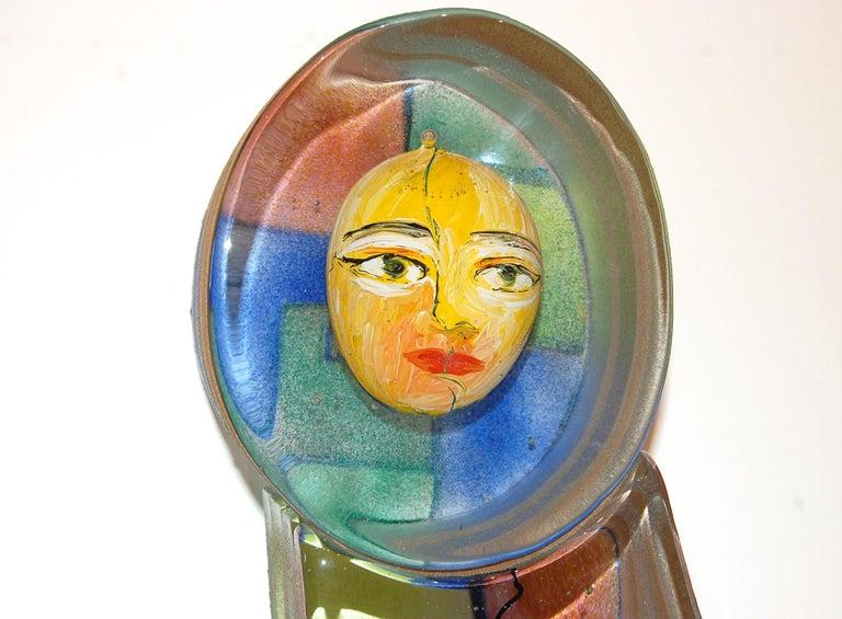 Art Glass Sculpture  For Sale 1