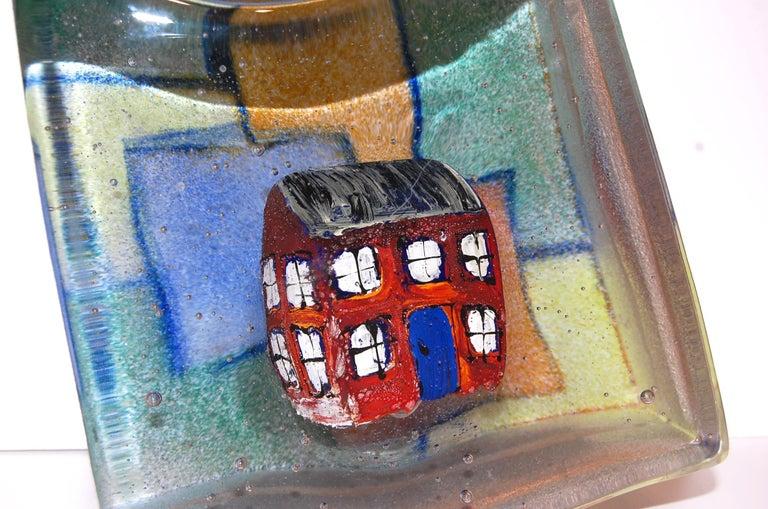 Art Glass Sculpture  For Sale 2